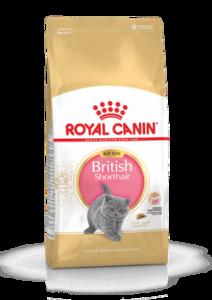 ROYAL CANIN KITTEN BRITISH 2KG