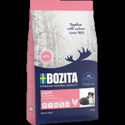 BOZITA  LIGHT 2,4 KG