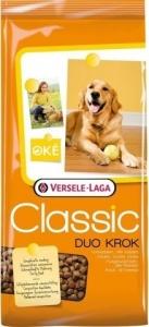 VERSELE-LAGA  CLASSIC DOG DUO KROK 20KG ADULT