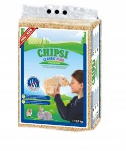 CHIPSI CLASSIC PLUS 60L ANTYBAKTERYJNE TROCINY