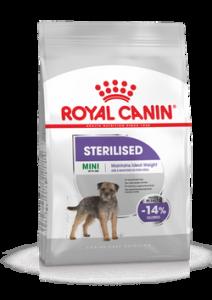 ROYAL CANIN MINI STERILISED ADULT 1 KG