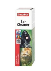 BEAPHAR EAR CLEANER 50ML KROPLE DO USZU