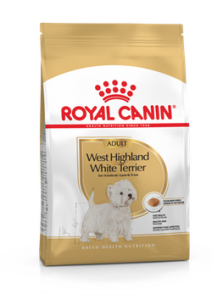ROYAL CANIN WEST HIGHLAND WHITE TERIER ADULT 1,5 KG