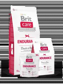 BRIT CARE ENDURANCE DUCK&RICE 12KG