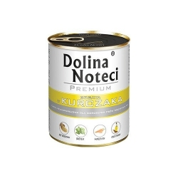 DOLINA NOTECI PUSZKA 800G KURCZAK