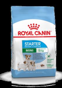 ROYAL CANIN MINI STARTER BABYDOG 8,5 KG