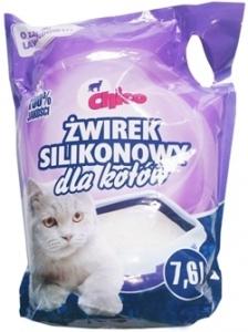CHICO ŻWIREK SILIKONOWY 7,6L LAWENDA