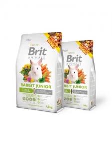 BRIT ANIMALS KRÓLIK JUNIOR COMPLETE 1,5KG