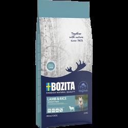 BOZITA WHEAT FREE LAMB&RICE 12KG