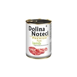 DOLINA NOTECI PUSZKA PURE 400G JAGNIĘCINA