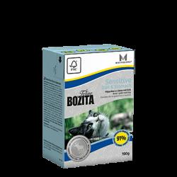 BOZITA FELINE DIET&STOMACH SENSITIVE MOKRY POKARM W KARTONIKU 190G