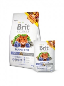 BRIT ANIMALS CHOMIK COMPLETE 300G