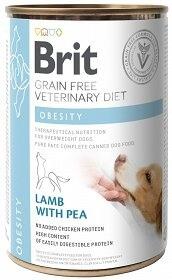 BRIT GRAIN FREE VETERINARY DIET DOG OBESITY 400G