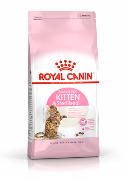 ROYAL CANIN KITTEN STERILISED 0,4KG