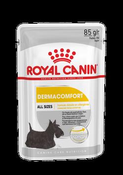 ROYAL CANIN CCN DERMACOMFORT CARE LOAF 85G