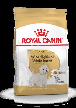 ROYAL CANIN WEST HIGHLAND WHITE TERIER ADULT 0,5 KG