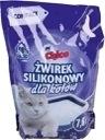 CHICO ŻWIREK SILIKONOWY 7,6L COMPACT NATURALNY