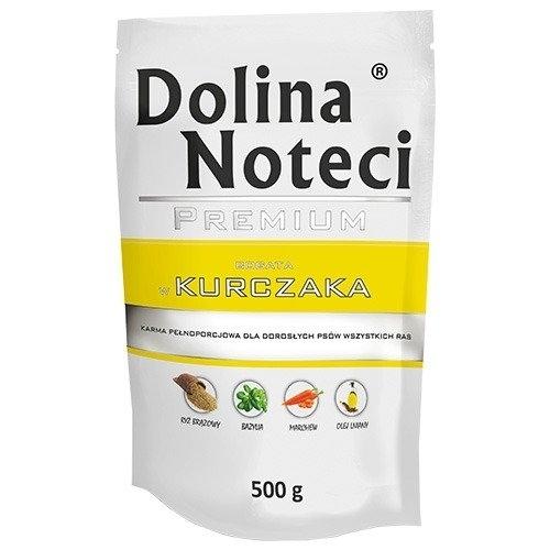 DOLINA NOTECI SASZETKA 500G KURCZAK