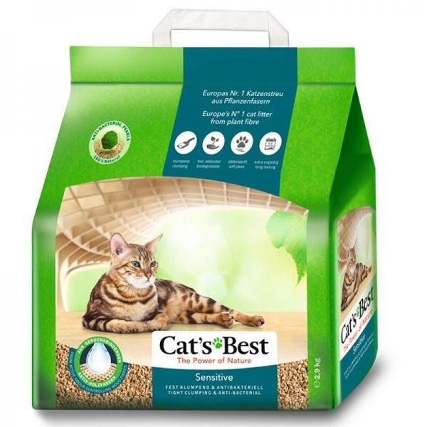 CATS BEST SENSITIVE 8 L