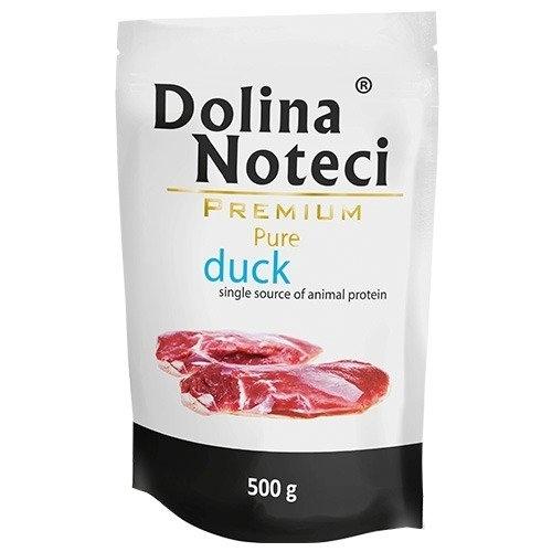 DOLINA NOTECI SASZETKA PURE 500G KACZKA