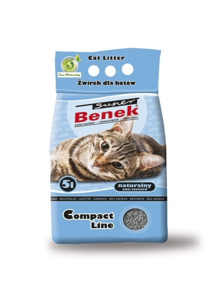 SUPER BENEK COMPACT NATURALNY 25L
