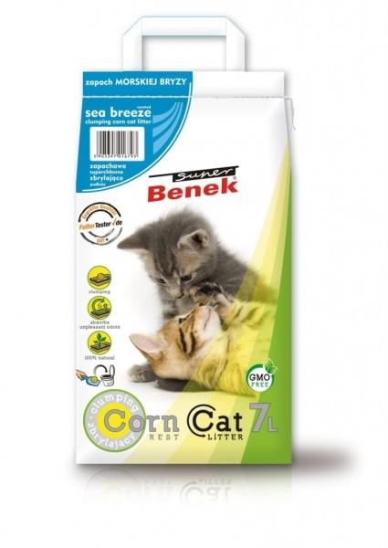 SUPER BENEK CORN CAT 7L MORSKA BRYZA