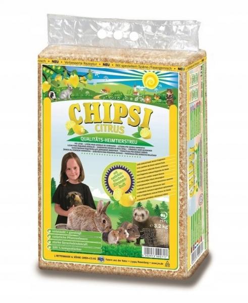 TROCINY CHIPSI CITRUS MULTI 60L